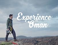 Ministry of Tourism, Oman | Website design