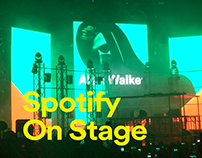 Wavelength - Spotify On Stage