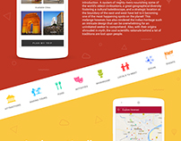 Roobroo Walk : Tour and Travel App