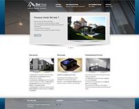 Belaxis - Website