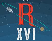 Renaissance 2016 Techfest Event Identity