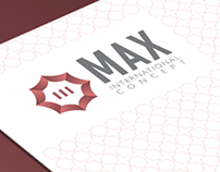 M.A.X. International Concept GmbH | Corporate Branding