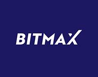 BITMAX - LOGO