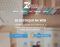 Website Agência Zoop