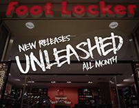 "Foot Locker ""UNLEASHED"""