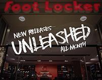 """Foot Locker """"UNLEASHED"""""""