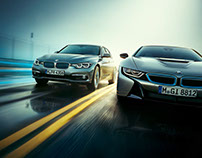 BMW ePerformance Campaign for Serviceplan International