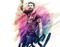 Messi The legend