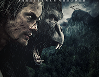"Poster for ""Tarzan"""