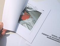 Visual ideas // Projet fin d'étude 4 - DNSEP