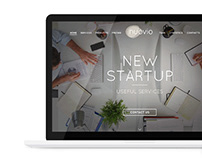 Nuovio Identity and Web Site (2016)