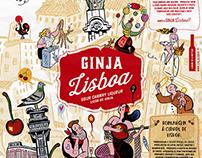 Ginja Lisboa - Sour Cherry Liqueur