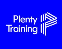 Plenty Training rebrand