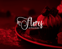 Flores & Chocolate, Brand Design