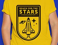 Reach For The Stars Logo