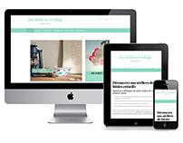 Les ateliers créatifs Annecy - Site Web