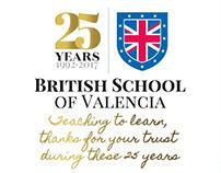 Logotipo para British School of Valencia