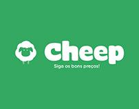Cheep - Logo e Landing Page