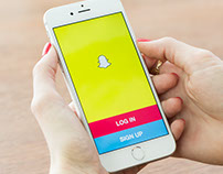 Blog | O que é o Snapchat e como usar na  sua empresa