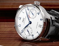 IWC Portugieser New campagne 2018