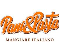 PANI&PASTA. Creación de Marca.
