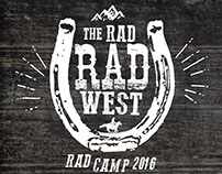 RAD Camp 2016: RAD RAD West