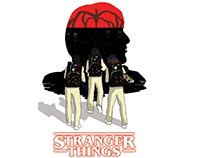 A Stranger Things & Ghost Busters mashup