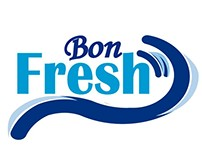 """Diseño de marca  y empaque """"Bonfresh"""""""