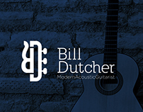 Bill Dutcher // Logo Concept