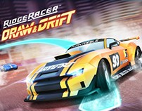 Ridge Racer Draw & Drift