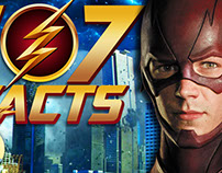 107 Flash Season 1 Facts