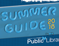 Library Summer Brochures