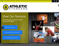 Athletic Standard Inc - sports assessment company