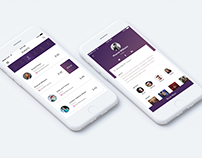Event Booking App - iOS