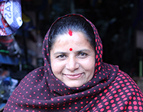 Faces from Nepal