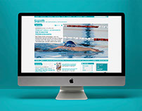 Swim Website