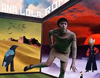 Ana Lola Roman Promotional Artwork