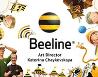 Showreel Beeline