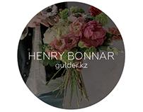 Henry Bonnar branding
