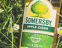 Somersby social media photo posts