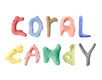 Coral typography