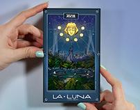"""La Luna"" (Tarot Card)"