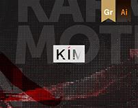 KíM Branding / Logotype (end 2k16)