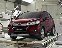 Honda WRV World Premium Release