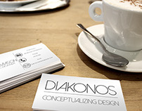 Diakonos Business Cards
