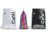 Beba Café - Branding & Visual Identity