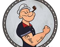 Fan Art Popeye