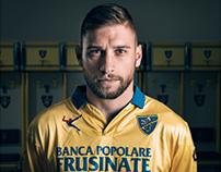 Football Portraits: Frosinone Calcio