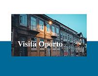 Visita Oporto / UI - UX