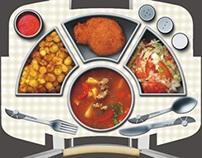 Mealcase